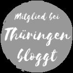 Button Mitglied bei Thüringen bloggt
